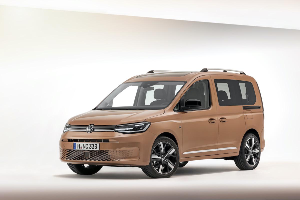 Officieel: Volkswagen Caddy eindelijk volledig vernieuwd ...
