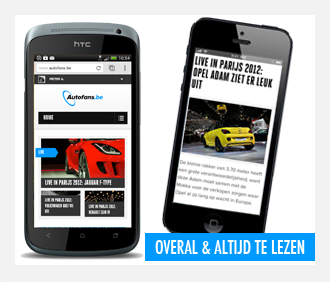 Autofans.be responsive design