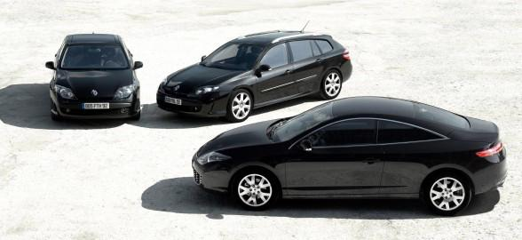 renault laguna coup black edition autofans. Black Bedroom Furniture Sets. Home Design Ideas