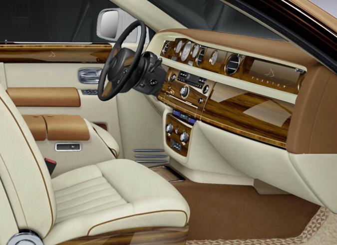 Rolls Royce Phantom Bespoke Collection Model Autofans