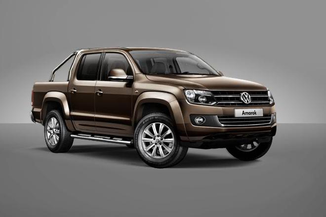 Volkswagen amarok prijs