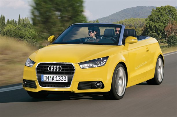 audi a1 cabriolet s1 en 5 deurs autofans. Black Bedroom Furniture Sets. Home Design Ideas