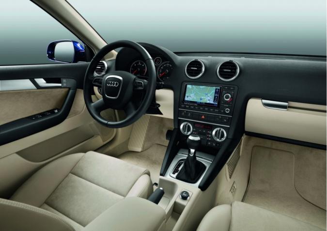 audi a3 sportback facelift voor 2010 autofans. Black Bedroom Furniture Sets. Home Design Ideas