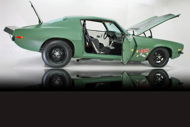 Te Koop Vin Diesel S Camaro F Bomb Autofans