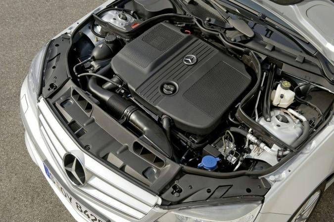 Effici 235 Ntere Motoren Voor Mercedes C Klasse Autofans