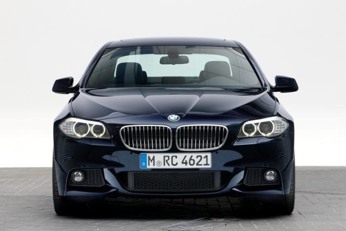 Officieel Bmw 5 M Sport Pakket Autofans