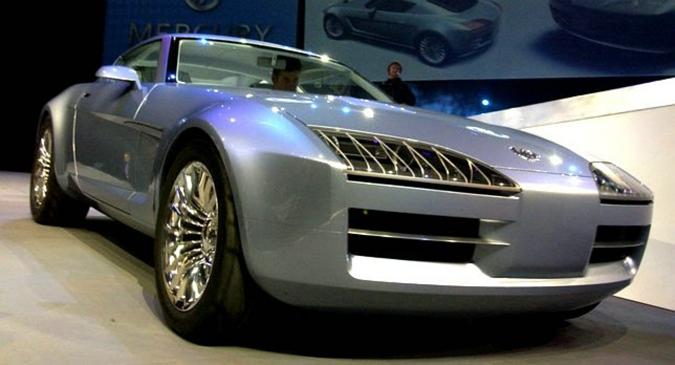 2004 Ford Supervan 3 Concept