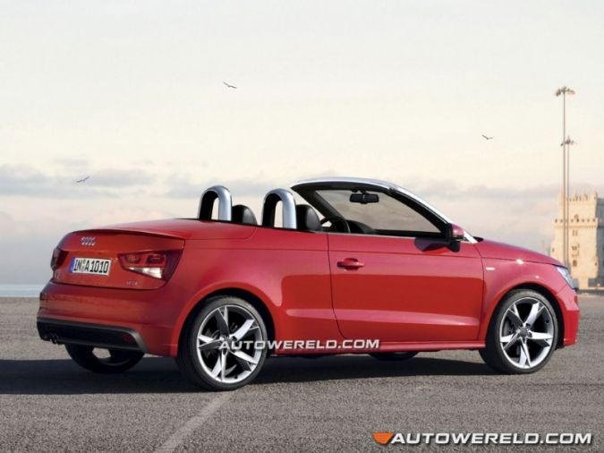 renders audi a1 allroad en anderen autofans. Black Bedroom Furniture Sets. Home Design Ideas