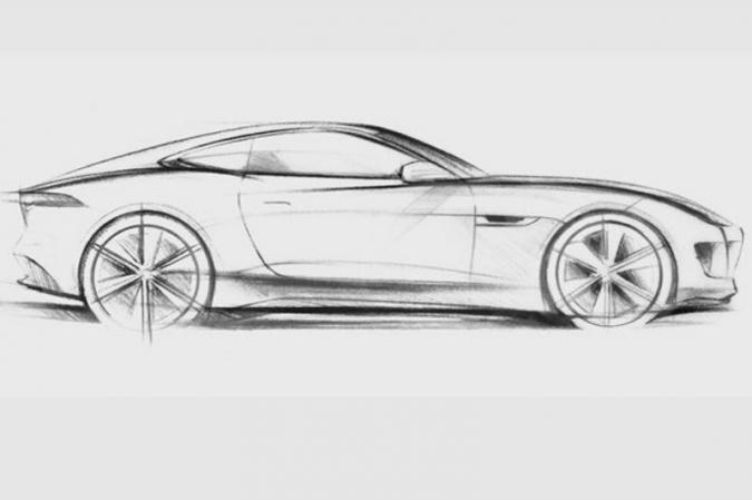 Schets Jaguar C X16 Komt Naar Frankfurt Autofans