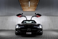 Wallpaper Mercedes SLS AMG
