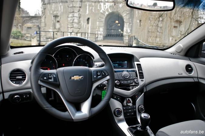 Rijtest: Chevrolet Cruze LT | Autofans
