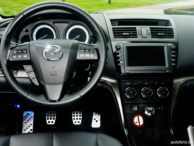 rijtest mazda 6 sportbreak 2 2 cdti 180 autofans. Black Bedroom Furniture Sets. Home Design Ideas
