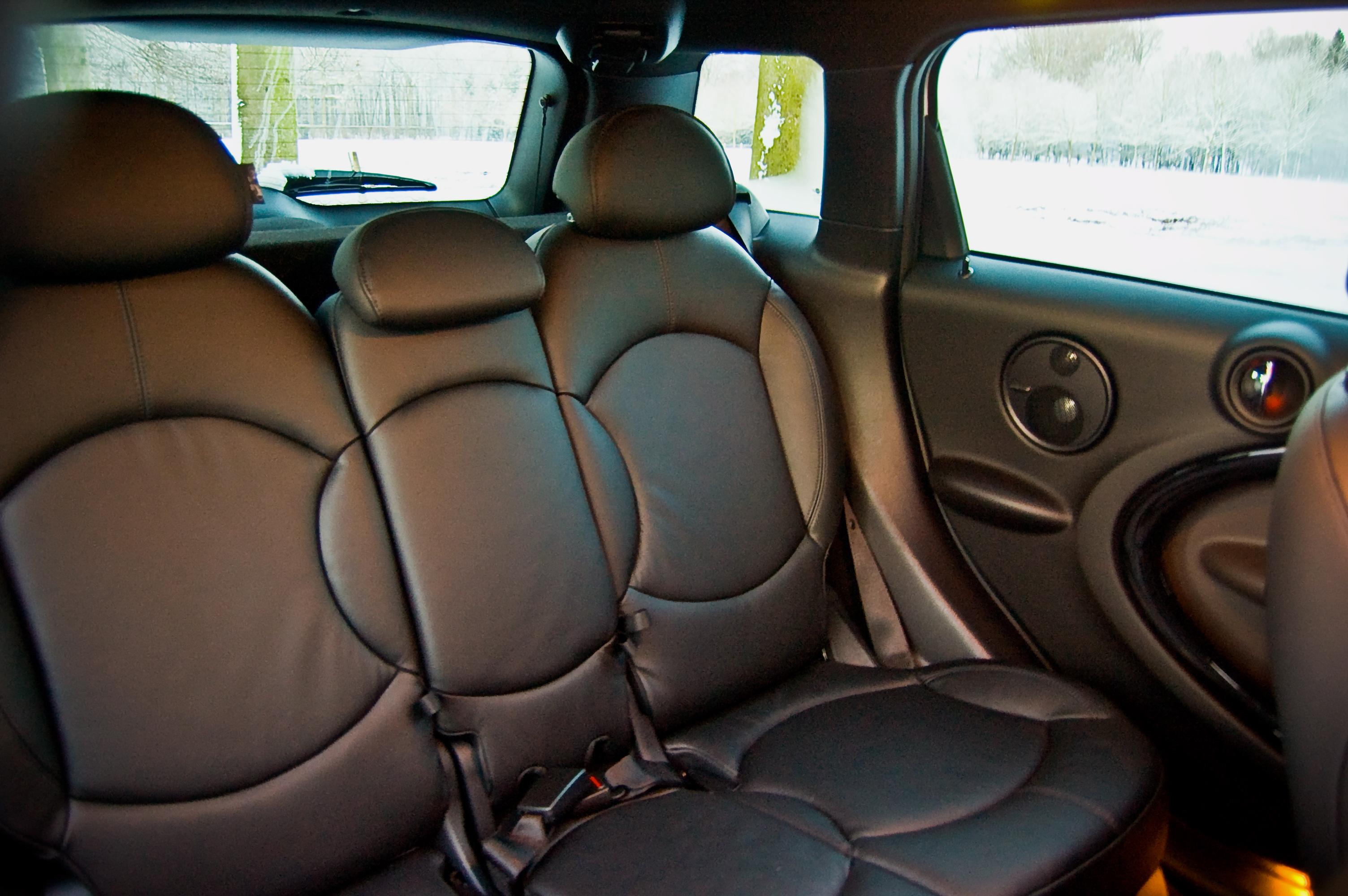 Rijtest Mini Cooper S All4 Countryman Autofans