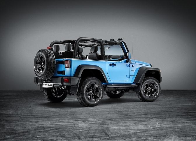 laatste afdaling jeep wrangler mopar one autofans. Black Bedroom Furniture Sets. Home Design Ideas