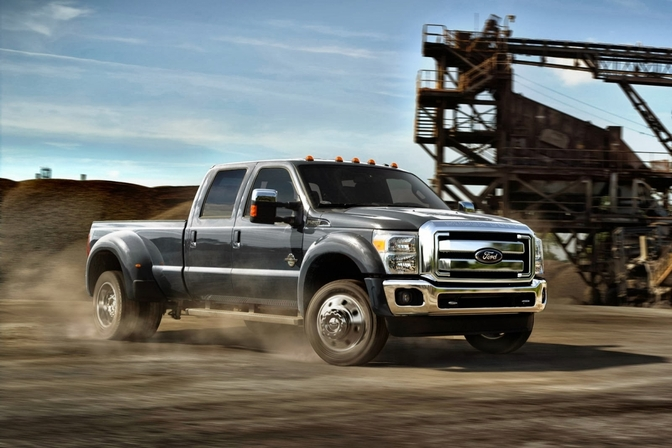 Duty kies jij? Ford F-Series Super Duty vs. Chevrolet Silverado HD vs