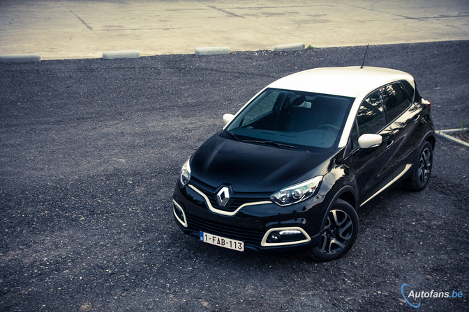 Rijtest: Renault Captur dCi 90 : Autofans