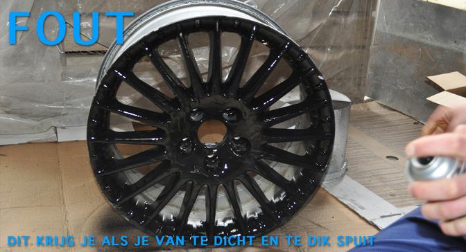Getest Plasti Dip Voor Velgen Autofans