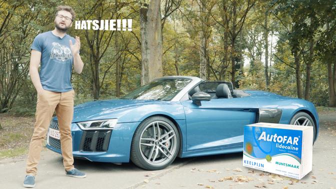 Video-Audi-R8-Pillen