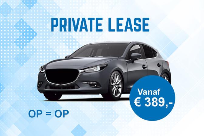 private lease aanbiedingen