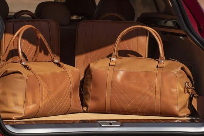 Aston Martin DBX accessoires 2019