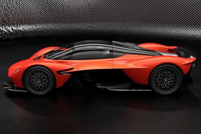 Miles Nurnberger Aston Martin Dacia