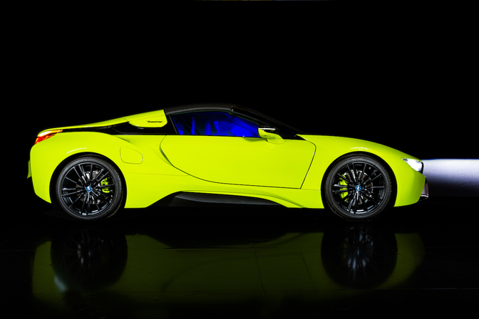BMW i8 Roadster LimeLight Edition (2019)