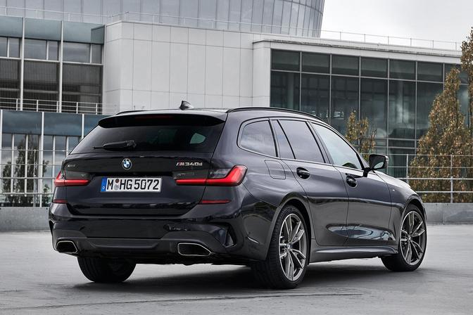 BMW M340d Touring 2020 rumour