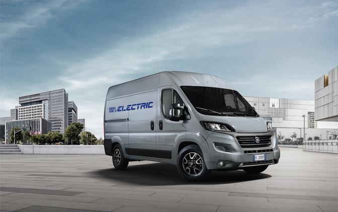 fiat ducato electric 2020