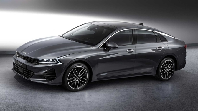 Kia Optima K5 KDM Spec 2019