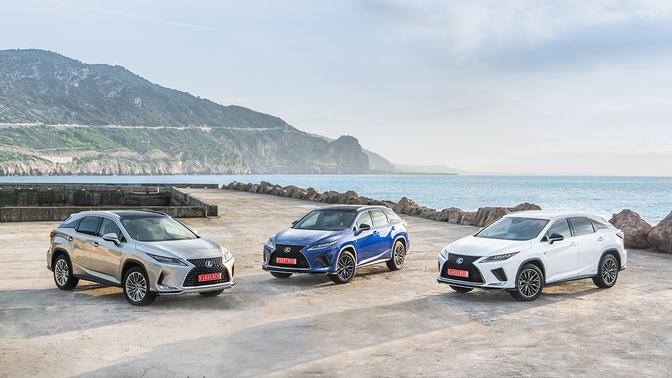lexus autosalon brussel 2020