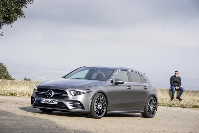 Mercedes-AMG A 35 4matic rijtest