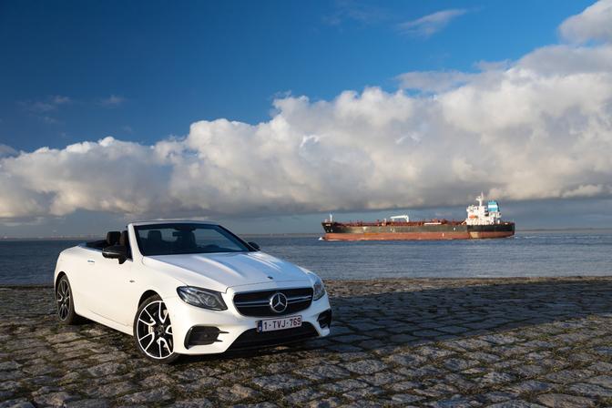 Mercedes-AMG E53 4Matic+ Cabrio 2019