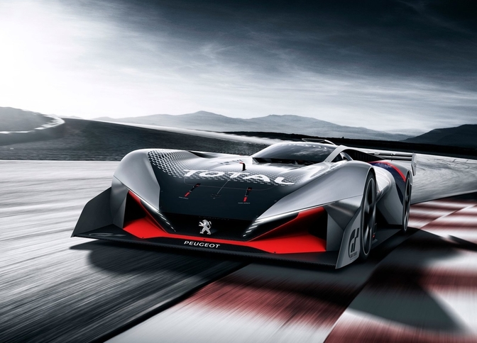 Peugeot Le Mans 2022 comeback