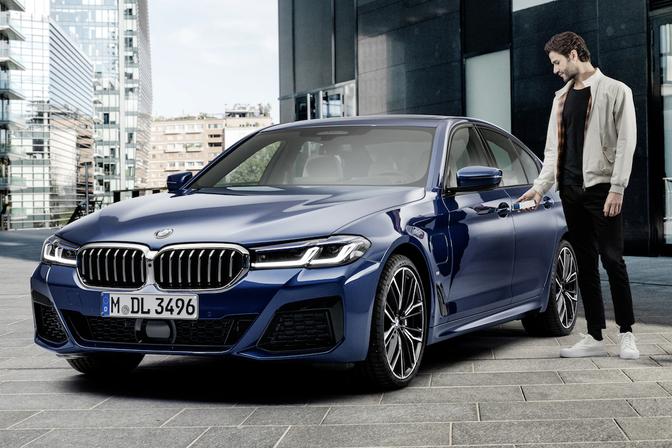BMW Digital Key Apple