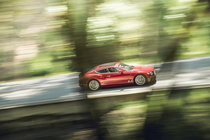 Bentley Continental GT update 2020