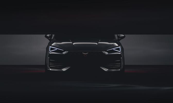 Cupra Leon teaser 2020 hybride