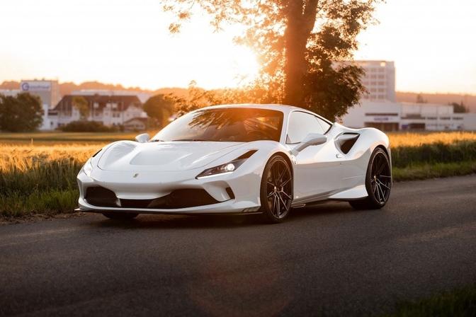 Novitec Ferrari F8 Tributo 2020