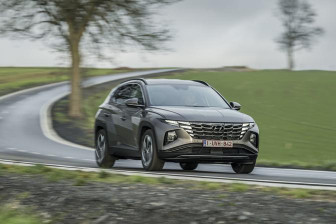 Essai Hyundai Tucson 2020