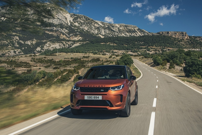 Discovery Sport black edition 2020