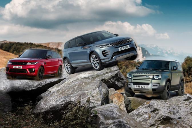 Land Rover Sales