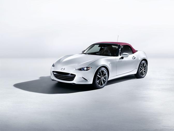 Mazda 100th Anniversary Special Edition 2020