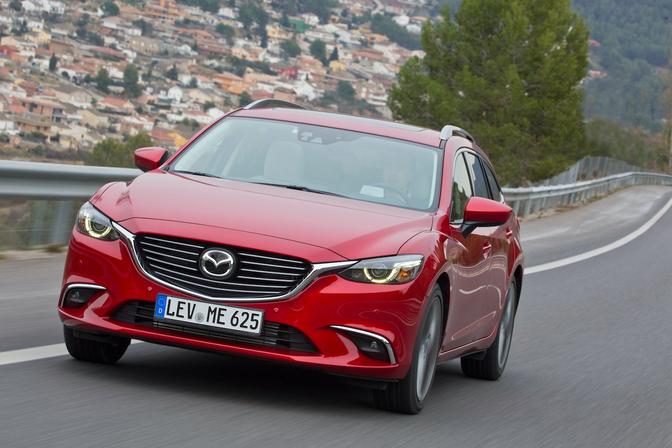 Mazda 6 diesel 2020