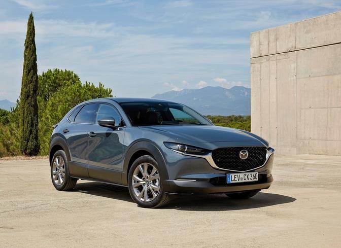 Mazda CX-30 review Skyactiv-X 2020 Rijtest