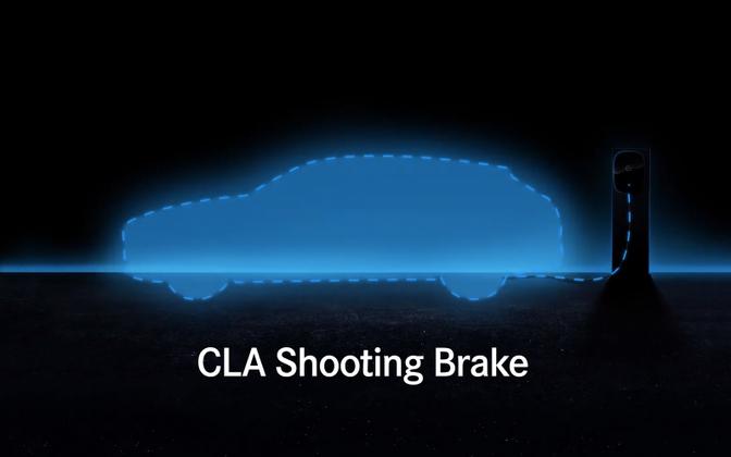 Mercedes CLA Plug-in GLA