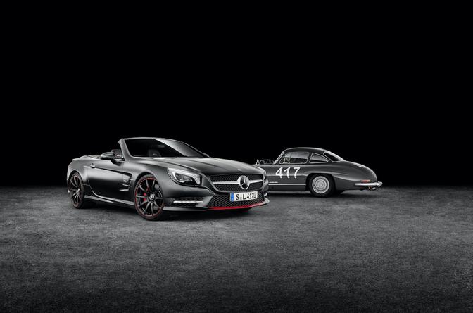 Mercedes AMG SL 2021 R232