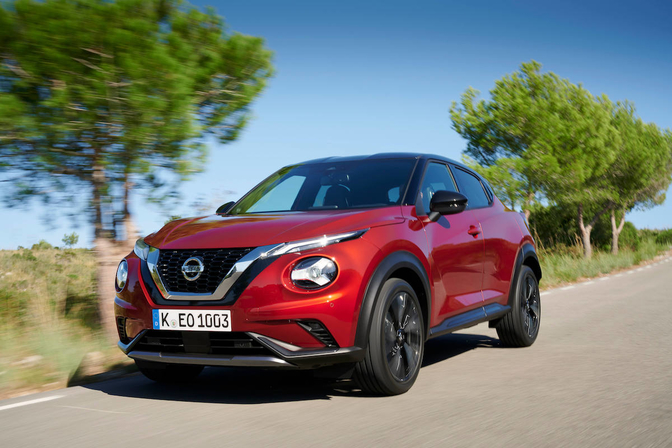 Nissan toekomst Europa