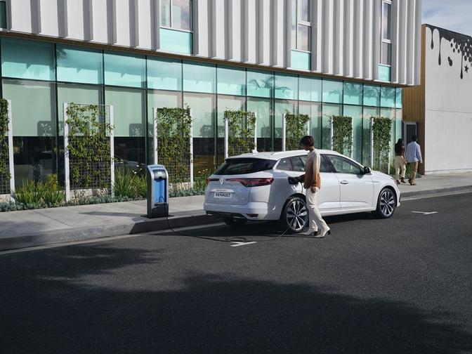 Renault Mégane Grandtour e-TECH PHEV