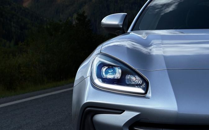 Subaru au Salon de l'auto de Bruxelles 2021