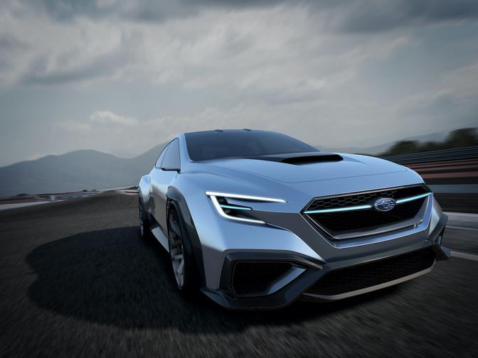 Subaru WRX STI 2021
