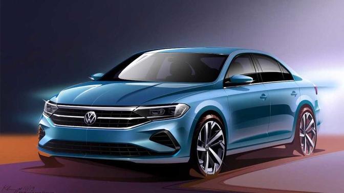 Volkswagen Polo Sedan Rusland 2020